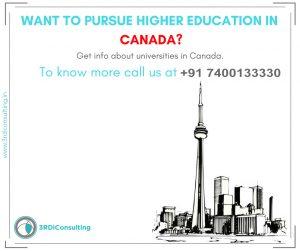 Higher education consulting Kavitta Mehtta Canada
