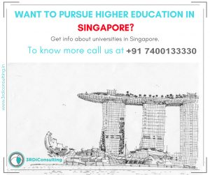 SINGAPORE Higher education consulting Kavitta Mehtta