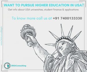 USA Higher education consulting Kavitta Mehtta